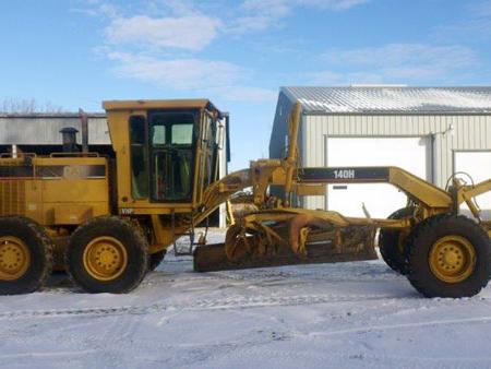 Cat 140H 2ZK02076