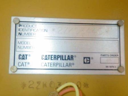 Cat 140H 2ZK03440