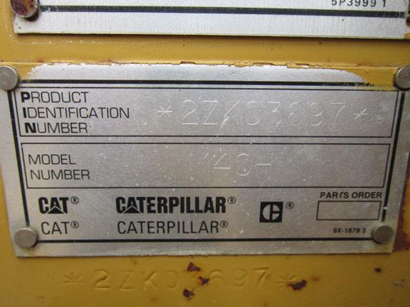 Cat 140H 2ZK03697