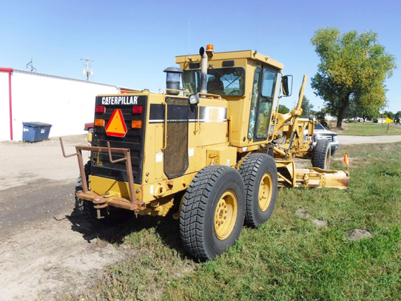 Caterpillar 140H 2ZK05607
