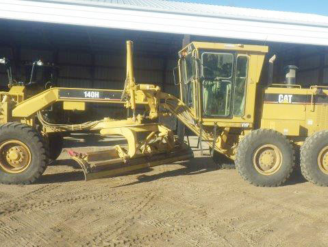 Caterpillar 140H 2ZK07865