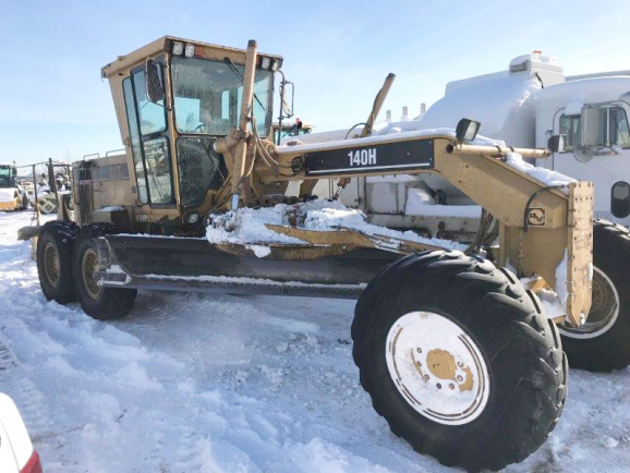 Caterpillar 140H 2ZK07873