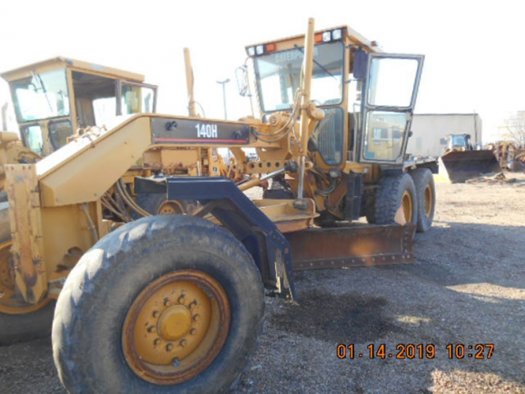 Caterpillar 140H 2ZK08118