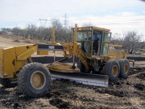 Cat 140H 2ZK5959