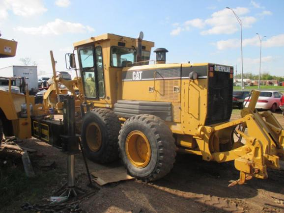 Cat 140H APM00573