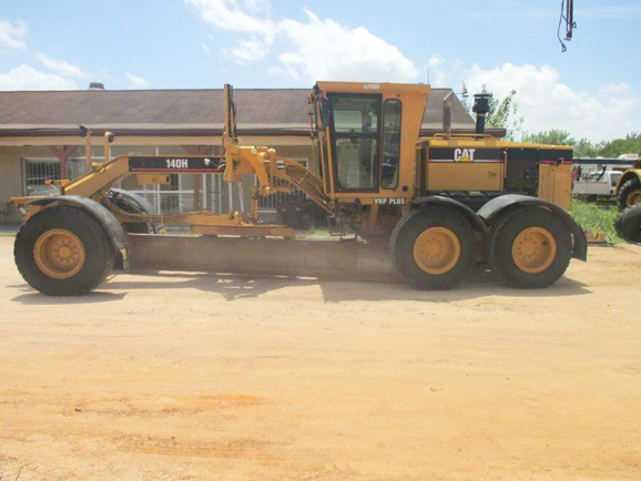 CAT 140H APM01854