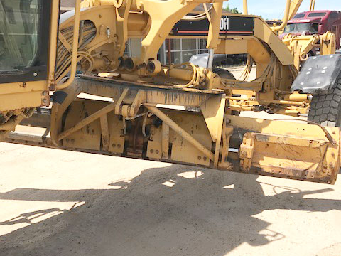 Cat 140H CCA02374