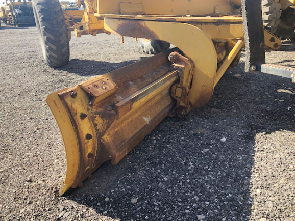 Caterpillar 140HNA APM01495