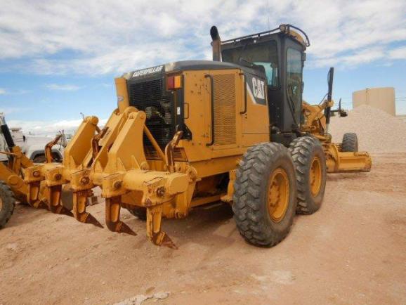 Caterpillar 140M B9D00418
