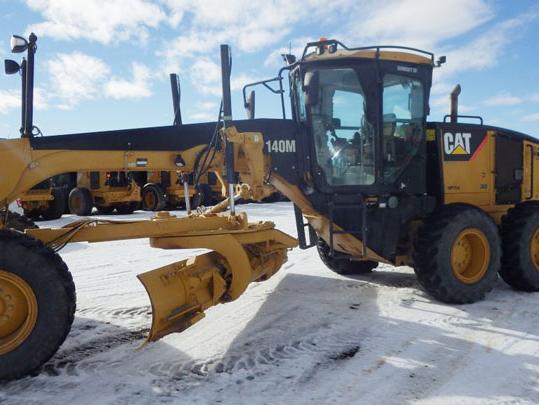 Cat 140M B9M00738
