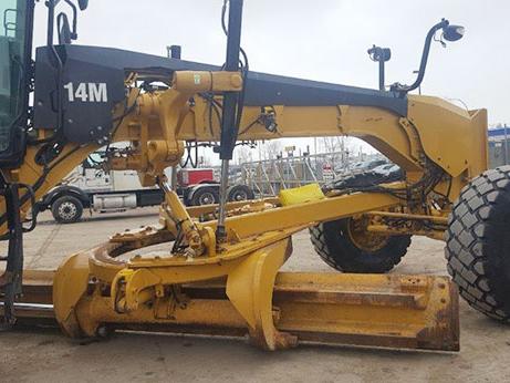 Caterpillar 14M R9J00637