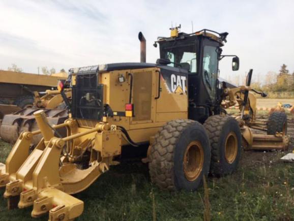 Caterpillar 14M R9J00477