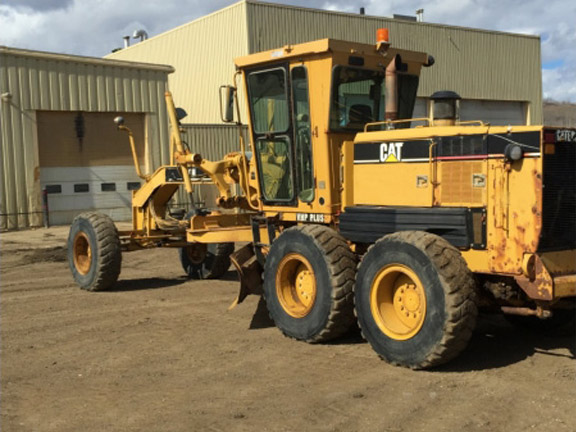 Cat 160HNA ASD00267