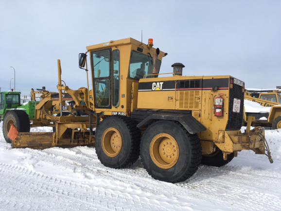 Caterpillar 160H ASD00800