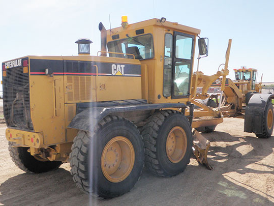 Caterpillar 160H ASD00806
