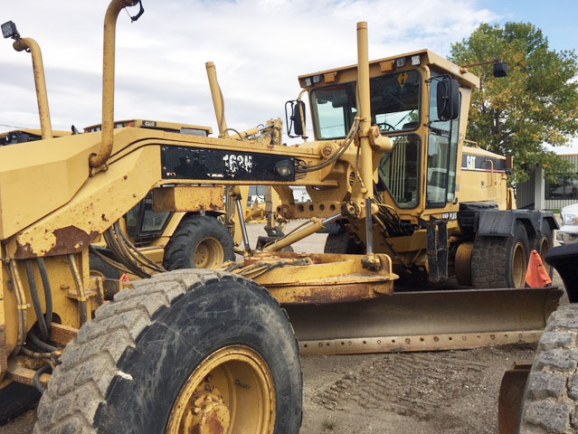 Caterpillar 163H ARL00431