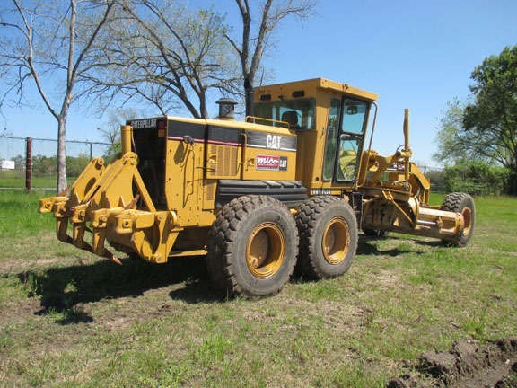 Cat 140H VHP APM02586