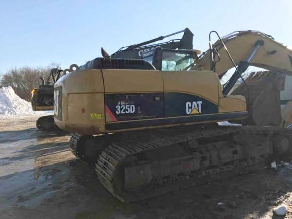 Caterpillar 325DL A3R00616