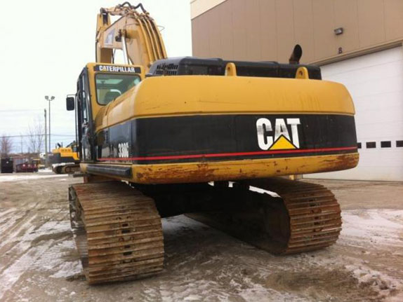 Cat 330CL DKY00963