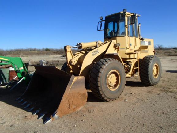 Cat 936E 4SB02654