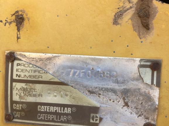 Caterpillar 950F 07ZF00689