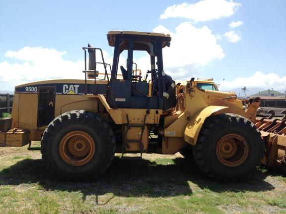 Cat 950G-II 0AXX00551