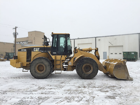 Caterpillar 972G 4WW00808