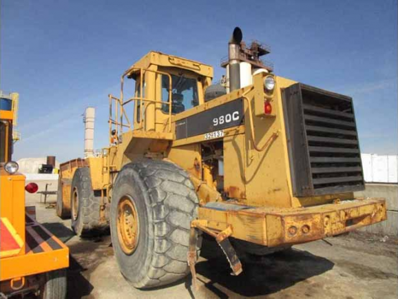 Caterpillar 980C 2XD00650