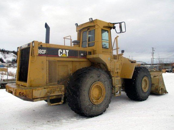 Cat 980F 8CJ01562