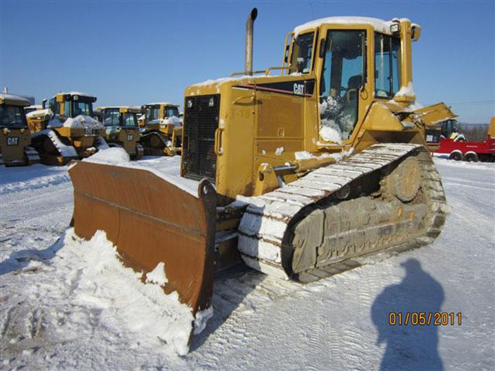 2004 Cat D6N 0AKM00733
