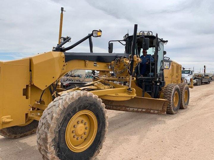 2012 Caterpillar 140M2 M9D1347