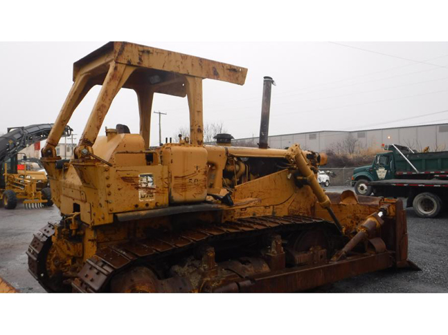 1981 Caterpillar D7G For Sale in Harrisburg, PA | MY-Equipment com