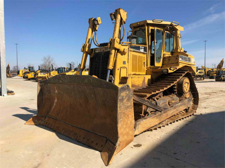 1997 Caterpillar D7R For Sale in Indiana, USA | MY-Equipment com