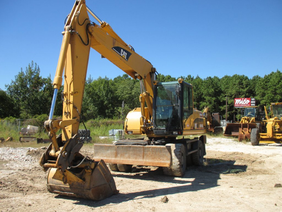 2005 Caterpillar M316Cl For Sale in Houston, Texas | MY